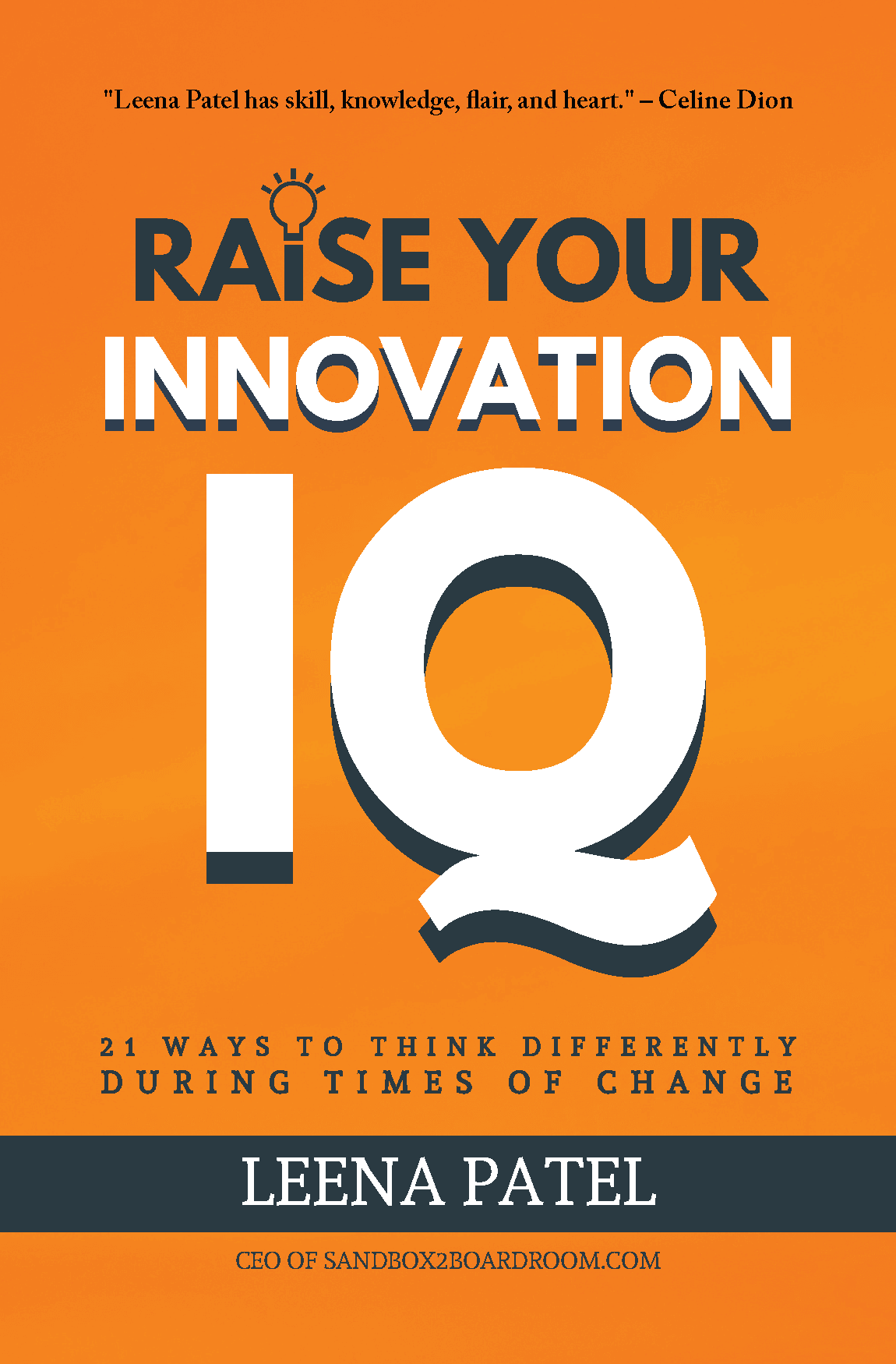 Raise Your Innovation IQ [E-Book]